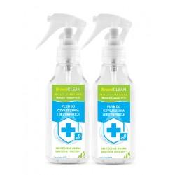 Płyn do dezynfekcji i czyszczenia powierzchni